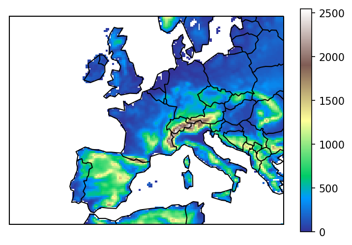 Map projections in WRF: it's easy to get it wrong – Fabien Maussion